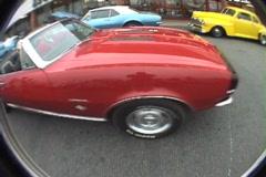 67 camaro convertible Stock Footage