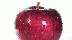 Red delicious apple loop wide - HD  Stock Footage