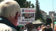 Stock Video Footage of tea party, anti-tax ,protesters