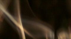 Real smoke 1080P - stock footage