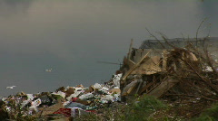Landfill 1080p 04 Stock Footage