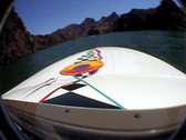 Stock Video Footage of lake havasu gorge boat trip