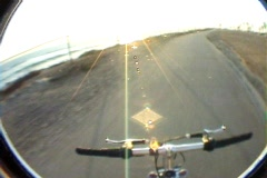 Spoke sunset Stock Footage