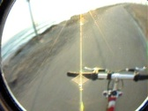 Stock Video Footage of spoke sunset