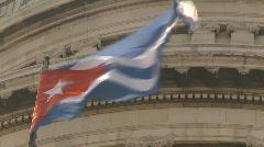 Havana, Cuba, El Capitolio, #10 Stock Footage