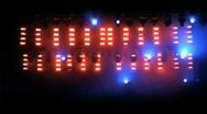 Concert Light-show 11 Stock Footage