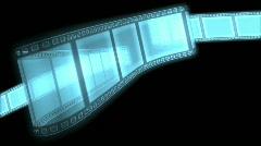 movie - stock footage