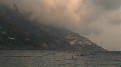 Positano, Naples (Italy) Stock Footage