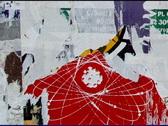 Barcelona Graffiti Stock Footage