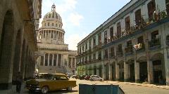 Havana, Cuba, El Capitolio, #3 Stock Footage