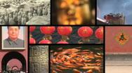 China Montage Stock Footage