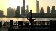 Shanghai China Stock Footage