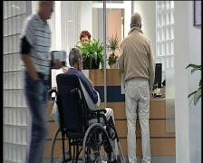 47 hospital - stock footage