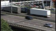 Stock Video Footage of 28 traffic