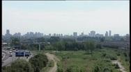 Stock Video Footage of 31 skyline