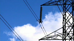Time-Lapse Electricity and energy Stock Footage
