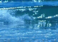 High Speed Camera : Ocean Wave 030 Footage