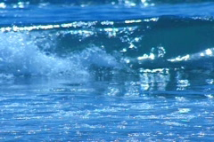 High Speed Camera : Ocean Wave 030 Stock Footage