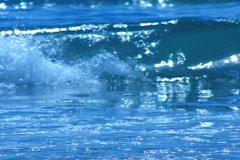 High Speed Camera : Ocean Wave 030 - stock footage