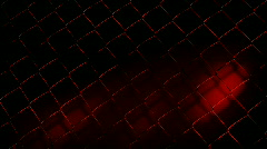 Industrial Chain Link Background LOOP - stock footage