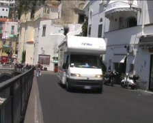 Amalfi - Campania - Italy - stock footage