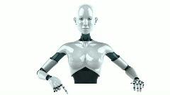 Robot Stock Footage