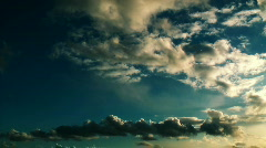 jHD - Sky & Clouds - Timelapse 00597 - stock footage