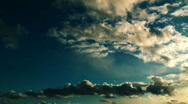 Stock Video Footage of jHD - Sky & Clouds - Timelapse 00597