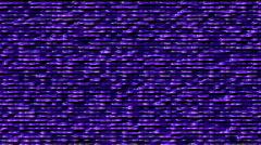 Violet liquid plastic background bg1035 Stock Footage
