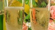 Stock Video Footage of Champagne