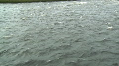 River Corrib, Galway Stock Footage