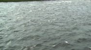 Stock Video Footage of River Corrib, Galway