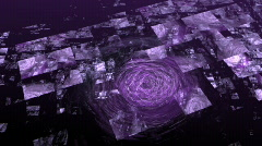 Violet motion background d2139i Stock Footage