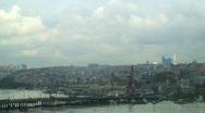 Istanbul timelapse 03 Stock Footage
