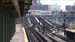 Subway Zoom Out HD - stock footage
