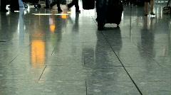 Heathrow Terminal Stock Footage