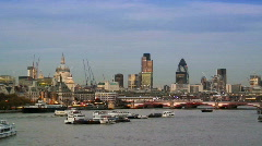 City of London Stock Footage
