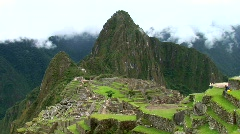 Stock Video Footage of Machu Picchu - PERU