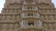 Chamundeswari Temple - stock footage