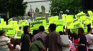 Stock Video Footage of Immigration Reform