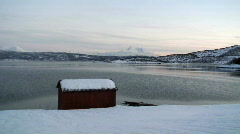 Winter in Norway Stock Footage