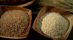 Grains Stock Footage