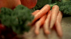 Carrots Stock Footage