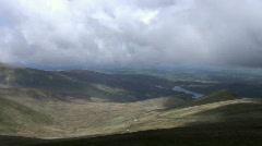 Snowdonia National Park Stock Footage