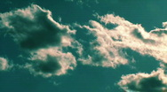 Stock Video Footage of jHD - Sky & Clouds - cloudy timeRamp 00407