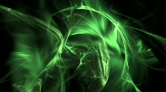 Green motion background d2332G Stock Footage