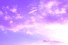 Beautiful and Heavenly Clouds in the Sky Stock Footage