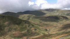 Snowdonia National Park 2 Stock Footage