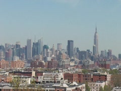 City Scene 05 - stock footage