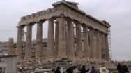 Stock Video Footage of acropolis hdv